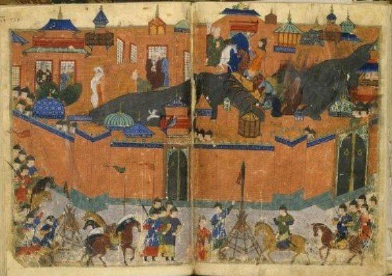 mongols-besieging-bagdad